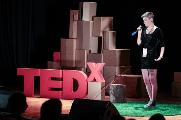 В Могилеве прошла третья конференция TEDx