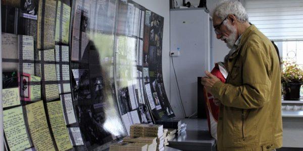 Могилеву показали письма политзаключенных с 1996 года