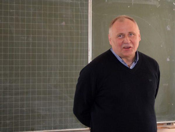 Мікола Статкевіч на «Коле»