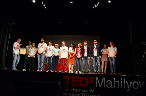 TEDxMahilyow начинает приём заявок