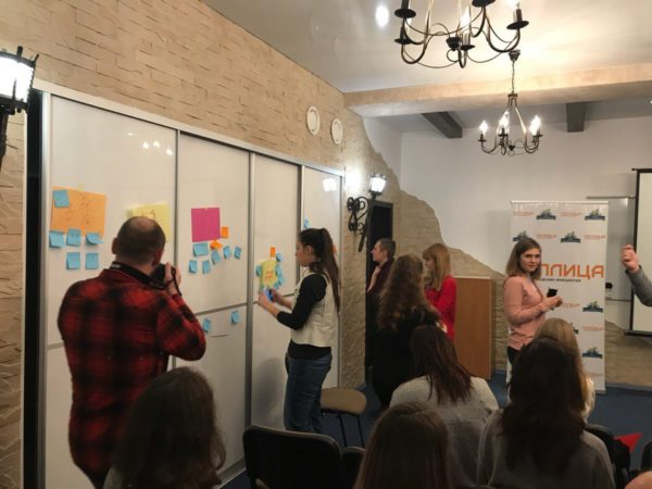 В Могилёве начала работу третья школа городского активизма