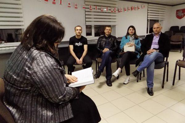 Книжный клуб 451F: в гостях Елена Кисель