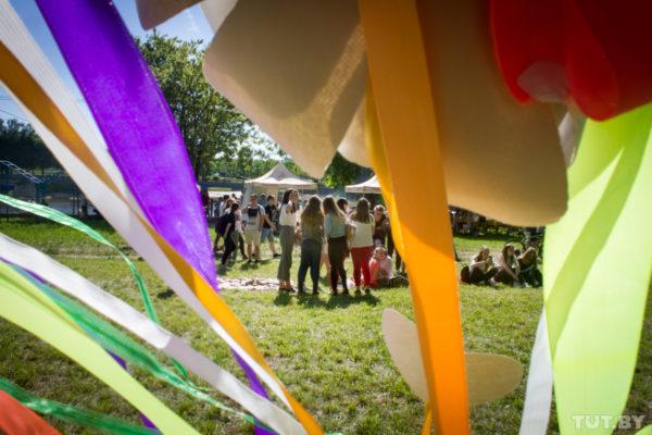 Большой городской пикник прошел в Могилеве в четвертый раз