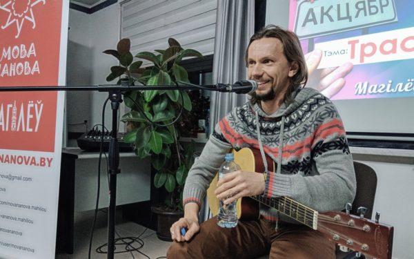 Павел Гарадніцкі на «Коле»