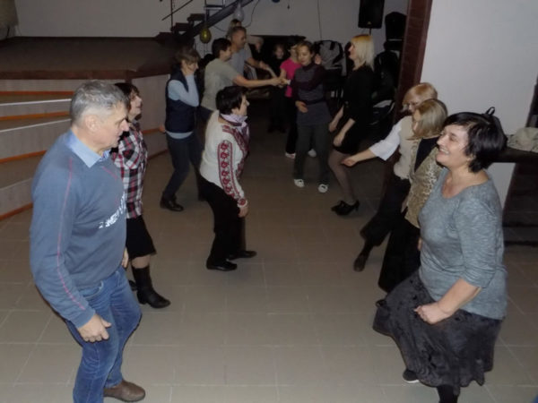 Як праходзяць нашы танцы